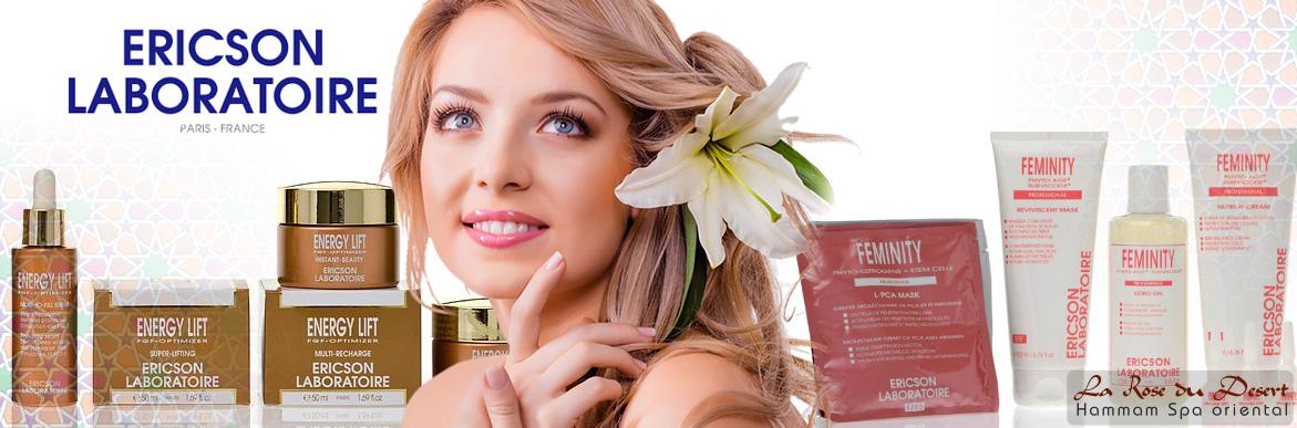 Une marque avant tout technique, un concept de soins multi-thérapie permettant de personnaliser les traitements du visage et du corps.