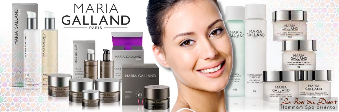 Visage ou corps, soins solaires ou maquillage, les produits MARIA GALLAND PARIS transforment votre rituel de beauté en une expérience sans pareille