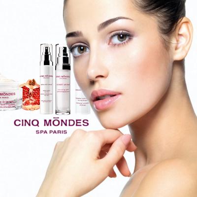 SOINS DE VISAGE « CINQ MONDES »