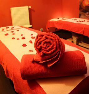 La Rose du désert Hammam Spa oriental situé à la ville-la-grand.
